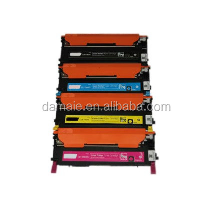 CLT-407/409 Toner Cartridge Compatible FOR Samsung CLP-320/321/325/326/3185/3186/310/315/3170/3175