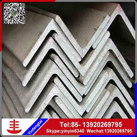Hot rolled carbon steel angle iron for structural building