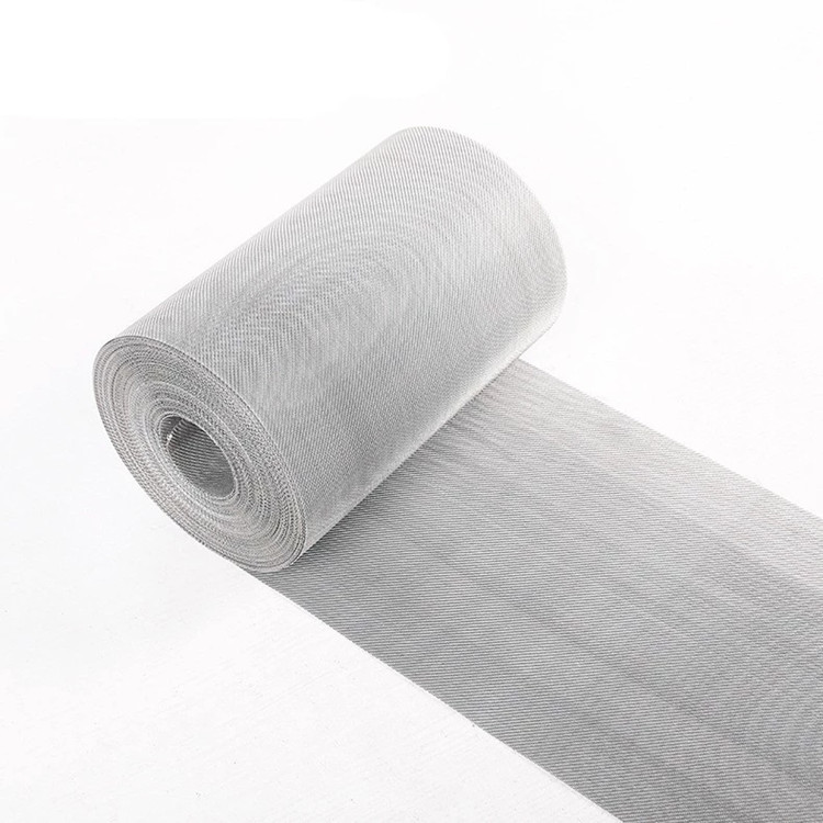 1 2 3 5 micron dutch weave stainless steel wire filter mesh