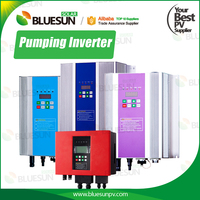solar bore pump and solar deep well pump submersible pump system
