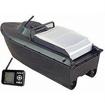 JIAWANSHUN 2BS Remote Control Sonar Wireless Fish Finder Fishing Bait Boat Update from 2B