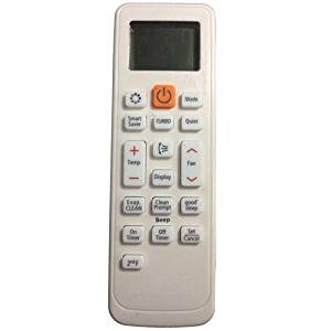 New Replacement Remote Control Fit for Samsung DB93-11489C DB93-14195F DB93-14195G DB93-11489S Air Conditioner