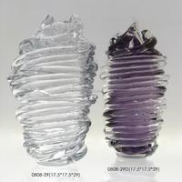 2017 Wholesale Chinese Art Glass/Glass Art/Art Glass Vase
