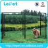 Custom logo expendable outdoor welded wire panel durable cheap dog run fence