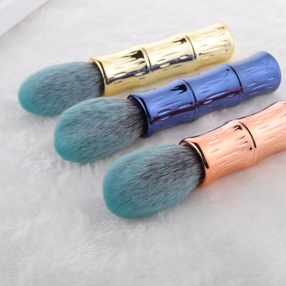 FLD Private Label Makeup Blush Brush Powder Face Brush Cosmetic Tools kit Makeup Brush Custom logo