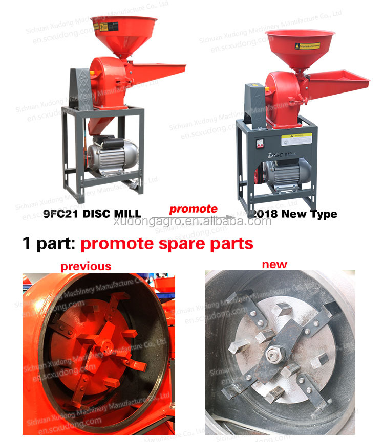 DAWN AGRO Small Grain Grinding Maize Flour Mill Milling Machine Price