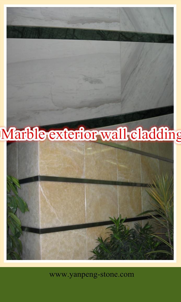 Stone marble granite exterior wall cladding view cladding wall - Marble Exterior Wall Cladding Marble Exterior Wall Cladding Suppliers And Manufacturers At Alibaba Com