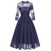 c62a968796a4 NS3735 Wholesale Women Fashion Long Sleeves Chiffon Evening Dresses