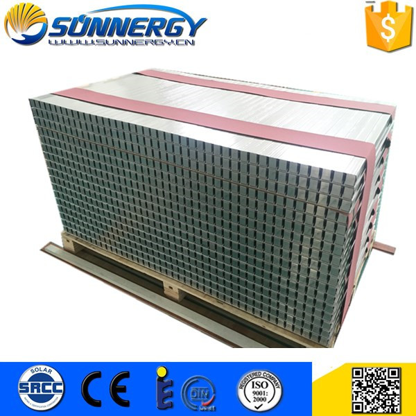 China color anodized aluminum solar panel frame with cheap price