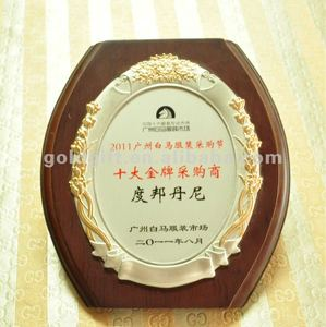 Awards Plaques Trophies Buddha Wall Plaques for wood engarave or laser