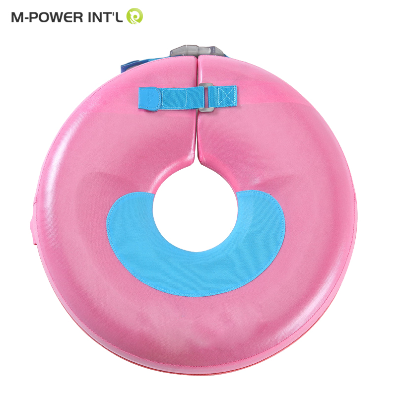 Baby Floating Swim Ring Foam Rubber Swimming Pool Bath Neck Ring infant neck float circle