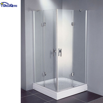 Lowes Freestanding Bath Shower Enclosure Cabin Screen Bifold - Buy ...