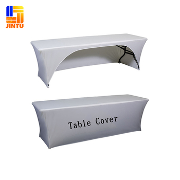 Custom Design Table Covers Stretch