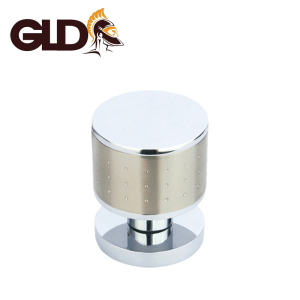 Top quality fancy design tirador puerta insulated door knob handle