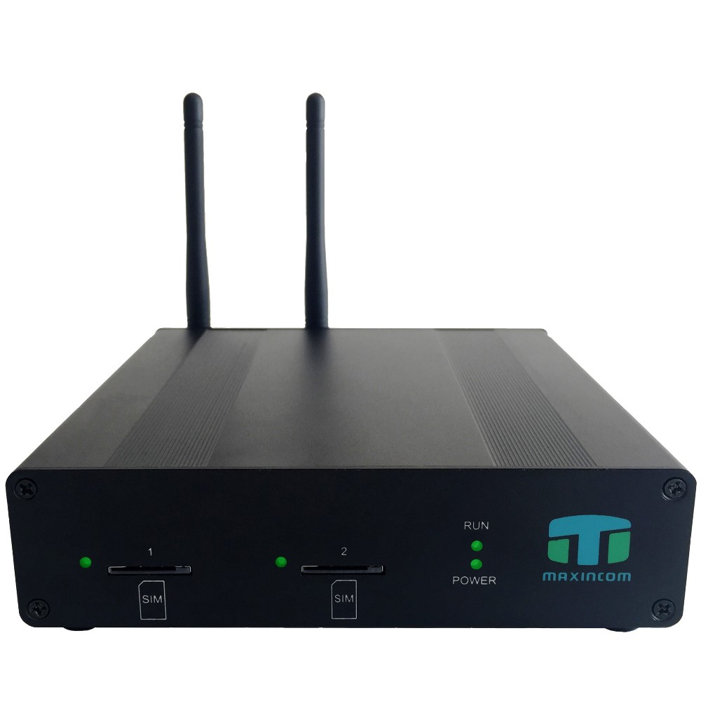 Good price for office voip phone 2 gsm ports gateway
