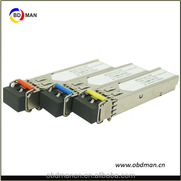 Alcatel sfp 3HE01454AA 1.25g 1550nm mini-GBIC transceiver, up to 60km