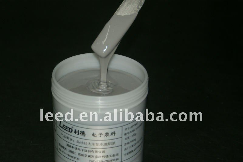 Solar Cell Aluminium Metallization Paste