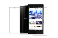 2 x High Quality Clear Glossy Screen Protector Film Guard Cover For Sony Xperia Z Ultra LTE XL39h C6802 C6806 C6833