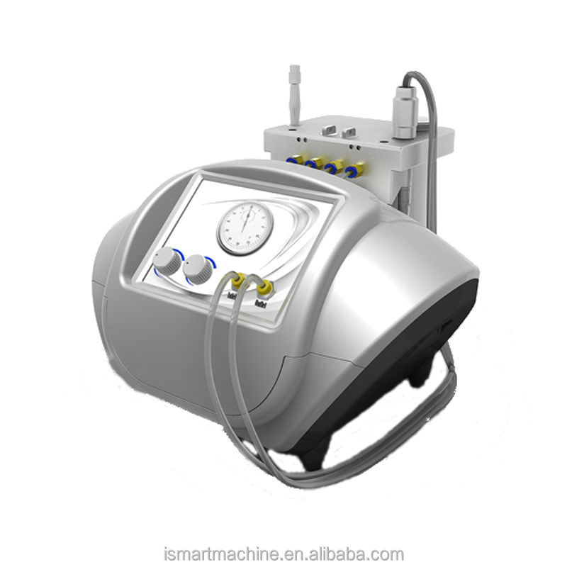 Portable 2 in 1 crystal Diamond microdermabrasion machine for sale