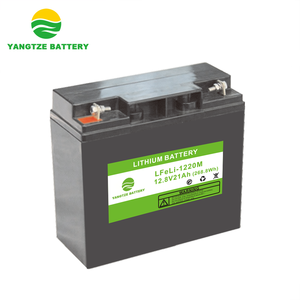 High power deep cycle light 12v 20ah lithium ion battery with BMS