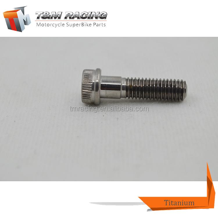 Vehicle Parts & Accessories M6 titanium bolts flange head motorsport