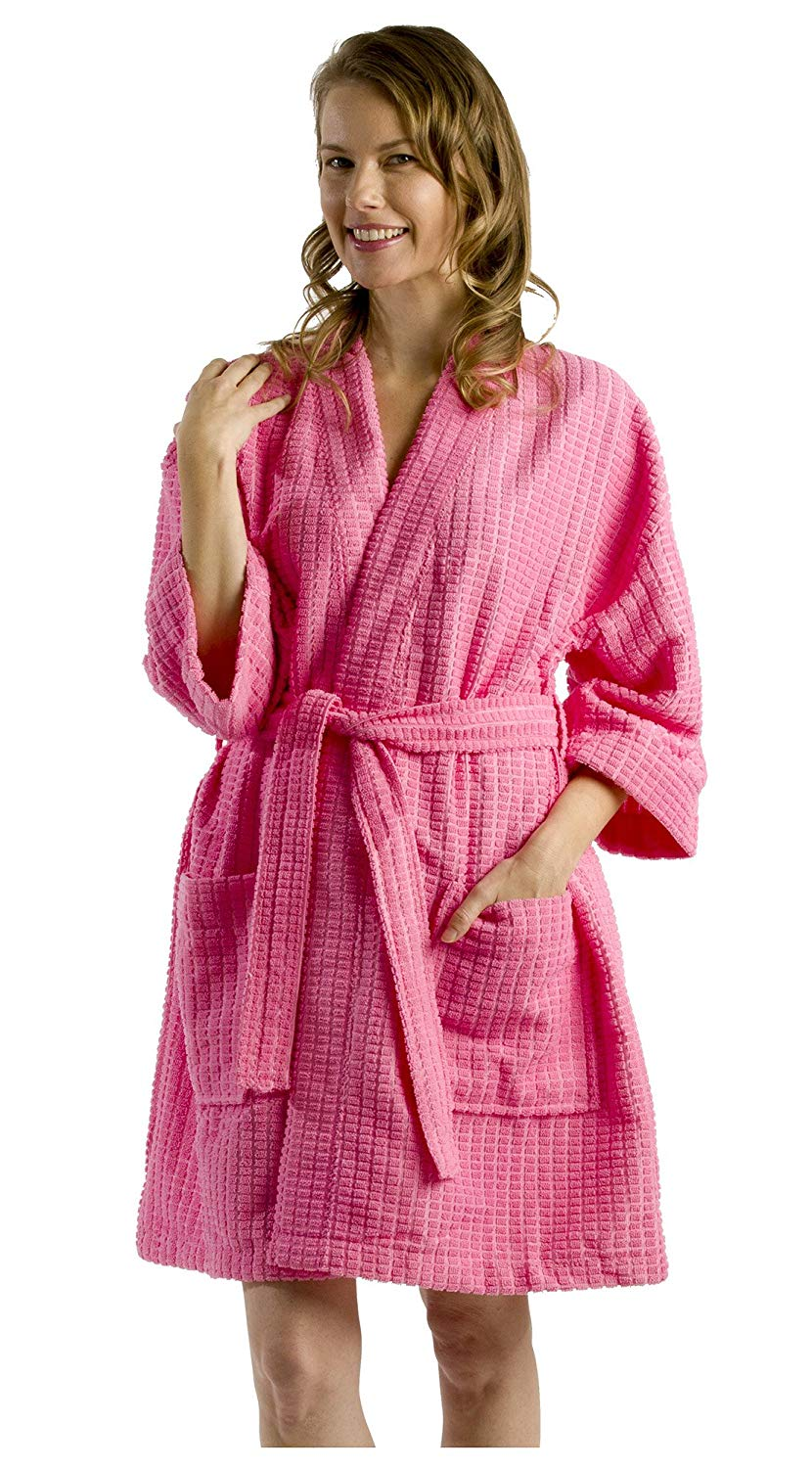 945f6d8599 Get Quotations · Personalized Thigh Length Kimono Women s Robe