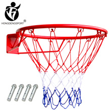 wholesale indoor outdoor use 39 cm diameter ring rim basketball from shantou