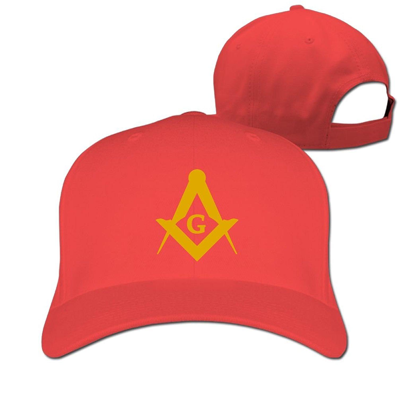 558db36f30 Get Quotations · NDYGFR Masonic Best Flat-Along Caps Custom Baseball Hat  For Unisex