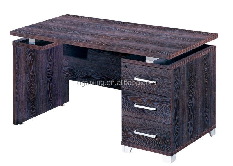 Best Design Wooden Computer Table Design Moving Computer Cart