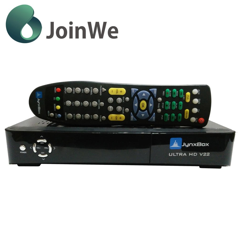 Joinwe Jb200 For Jynxbox Ultra Set Top Box Hd Receiver Satellite Receiver