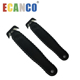 2018 Custom Logo Portable Food Industry Safety Cutter Aluminum Knife