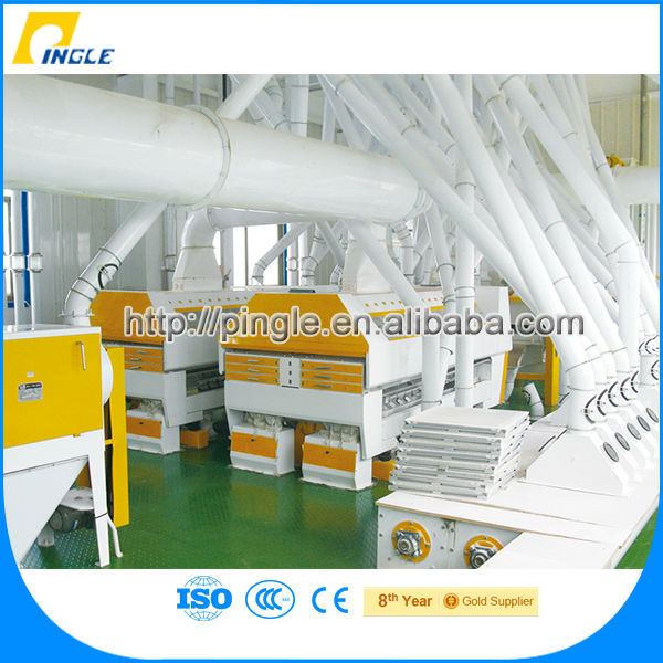 Top Quality Complete Flour Milling With Price