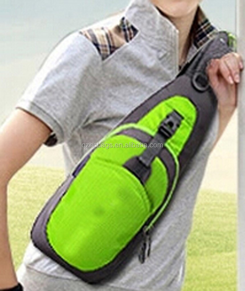 Multi-functional Outdoor Sport Chest Pack Bag Pouch Belt School ...