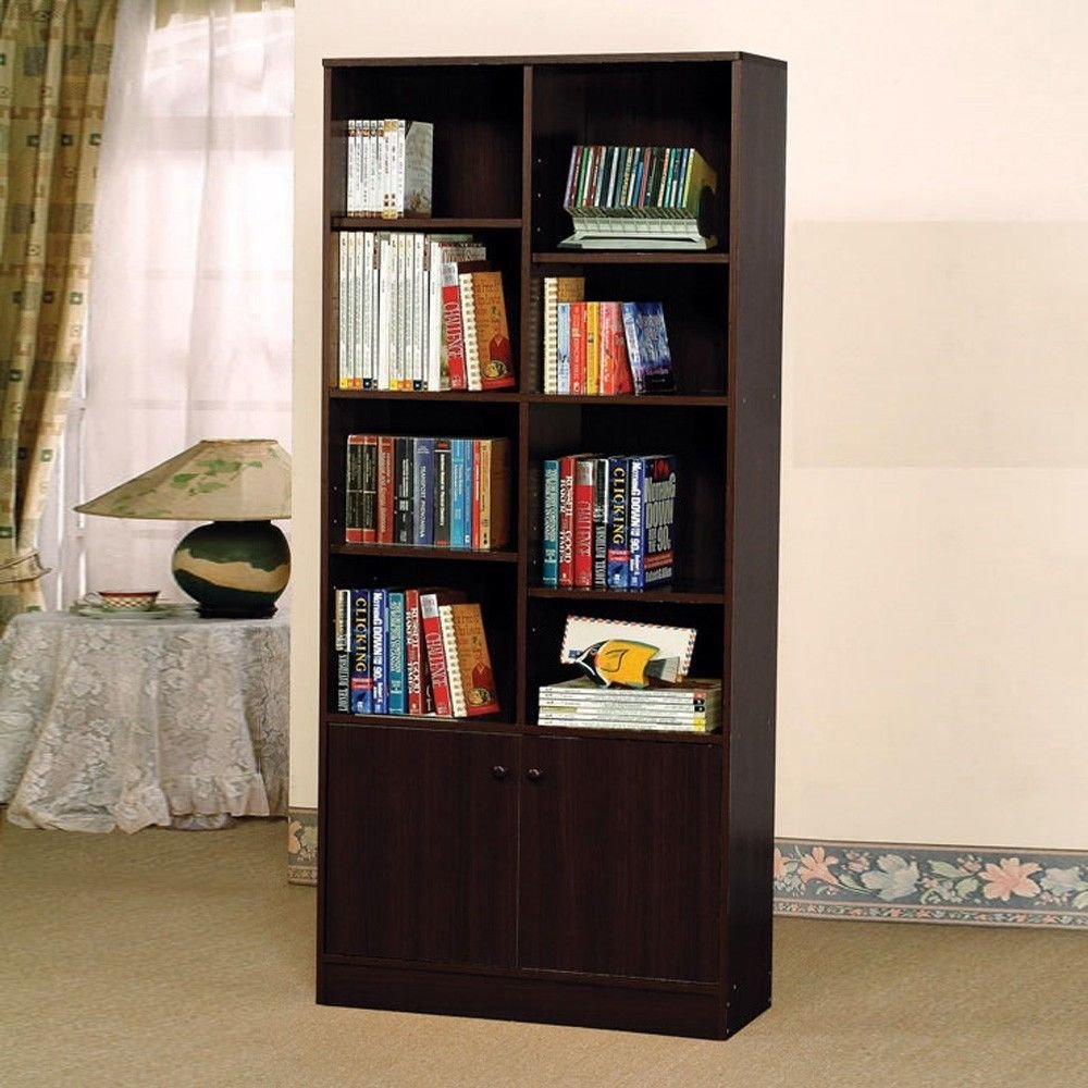 cheap office storage. Get Quotations · 1PerfectChoice Classic Office Home Espresso Bookshelf Bookcase Cabinet Storage Shelves Cheap F