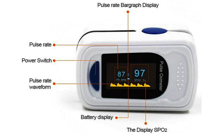 Portable Oxygen Monitor Walmart – Billy Knight