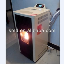 Automatic industrial wood burning stoves