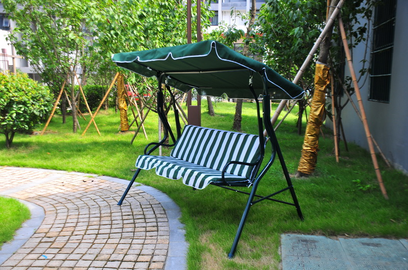 durable chair item canopy iron garden luxury with gauze leisure swings patio swing hammock and sleeping outdoor bed