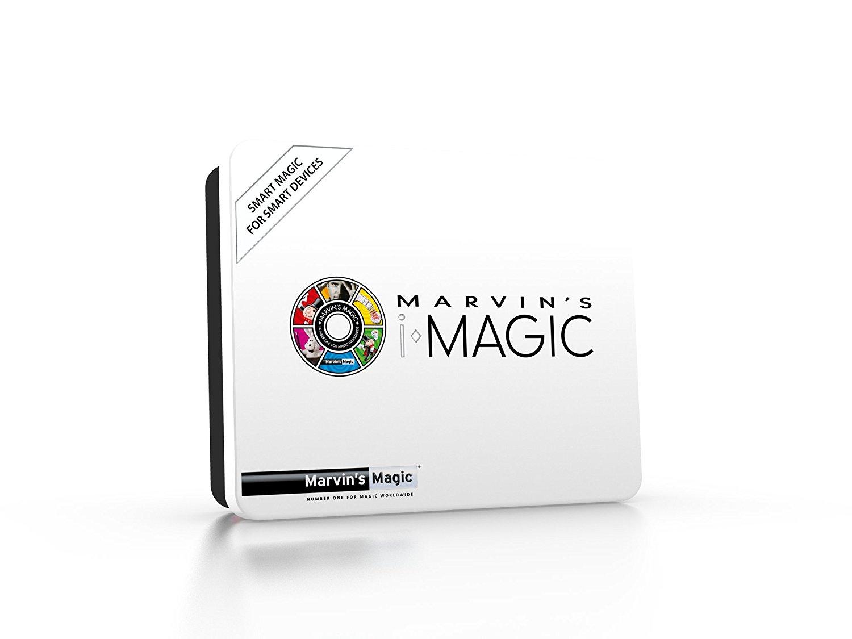 Marvin's iMagic Interactive Tin of Magic Tricks Set