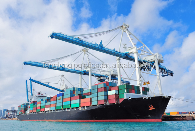Quick cheap china sea freight / Ocean freight/sea shipping to UK USA Canada Australia France Spain