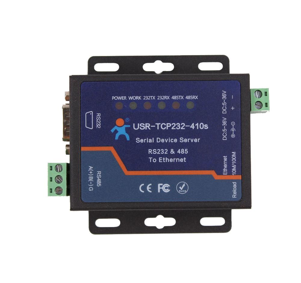 USR-M511 Serial to Ethernet converter modbus RTU cellular gateway