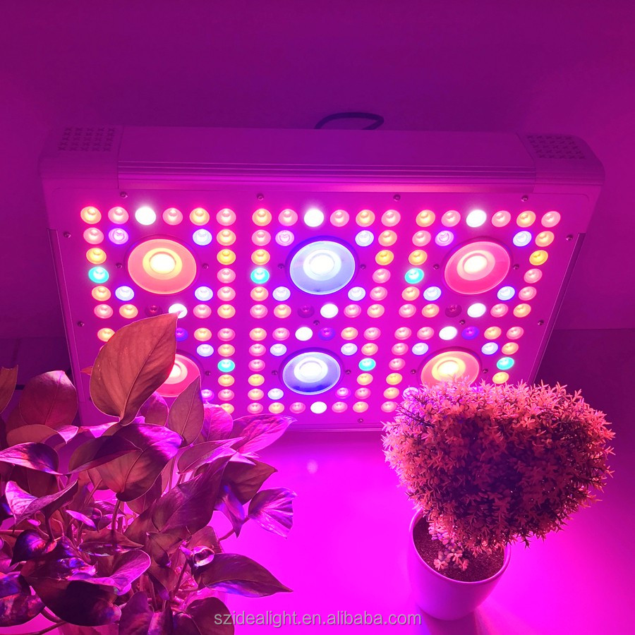 IDEA LIGHT factory red color led grow light 400w led grow light with only red LED grow light for growing