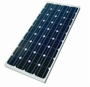 Small Size Solar Panel For Solar Street Light 85w Mono