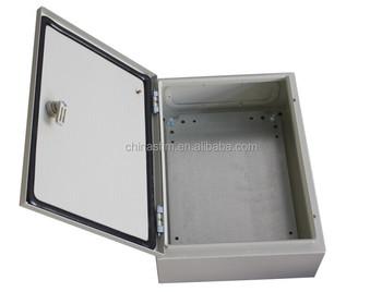Wall Mounted Sheet Metal Electric Cabinet Buy Wall