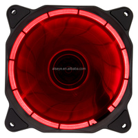 ALSEYE 120mm RGB LED fan for computer DC 12v 3pin 1300RPM Cooler PC Case fan for Heatpipe Water cooling 4 Coler available