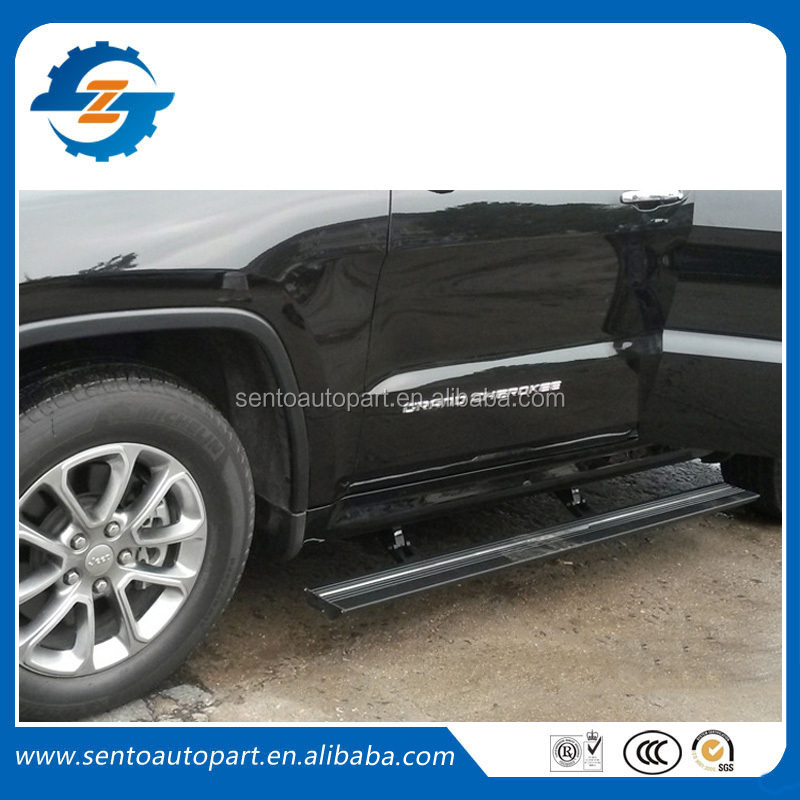Wholesale Car accessories electric running board side step bars for Grand Cherokee