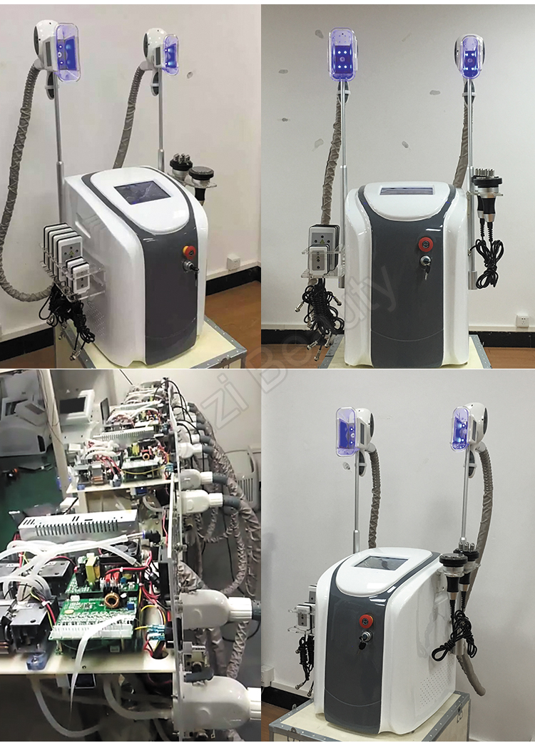 Graisse congélation cryolipolysis machine/lipo laser cryolipolysis minceur