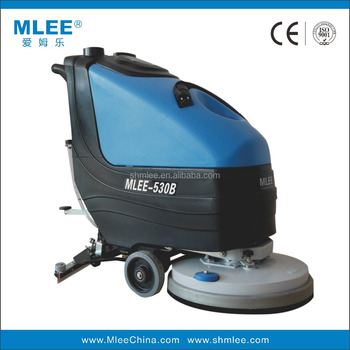 Mlee530b Tile Cleaning Machine For Rough Floor Electric Cleaner