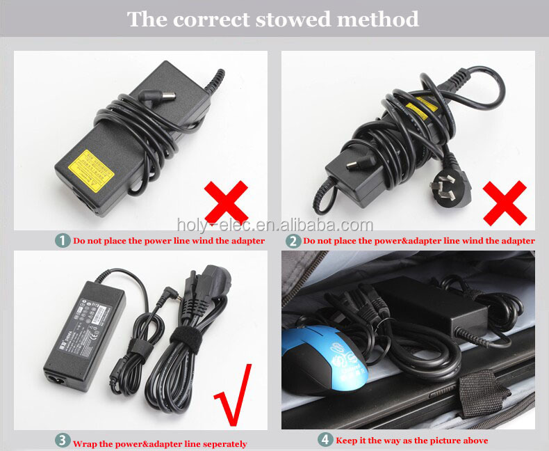 36w Replacement AC Adapter Charger 9.5V 2.315A for ASUS Eee PC 700 701 2G 4G 8G