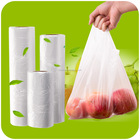 good quality LDPE Plastic Flat Food Packaging Roll Bag