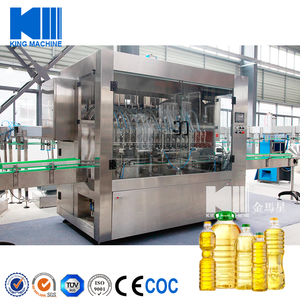 Edible Oil Bottling Equipment / Cooking Oil Filler / Salad Oil Filler